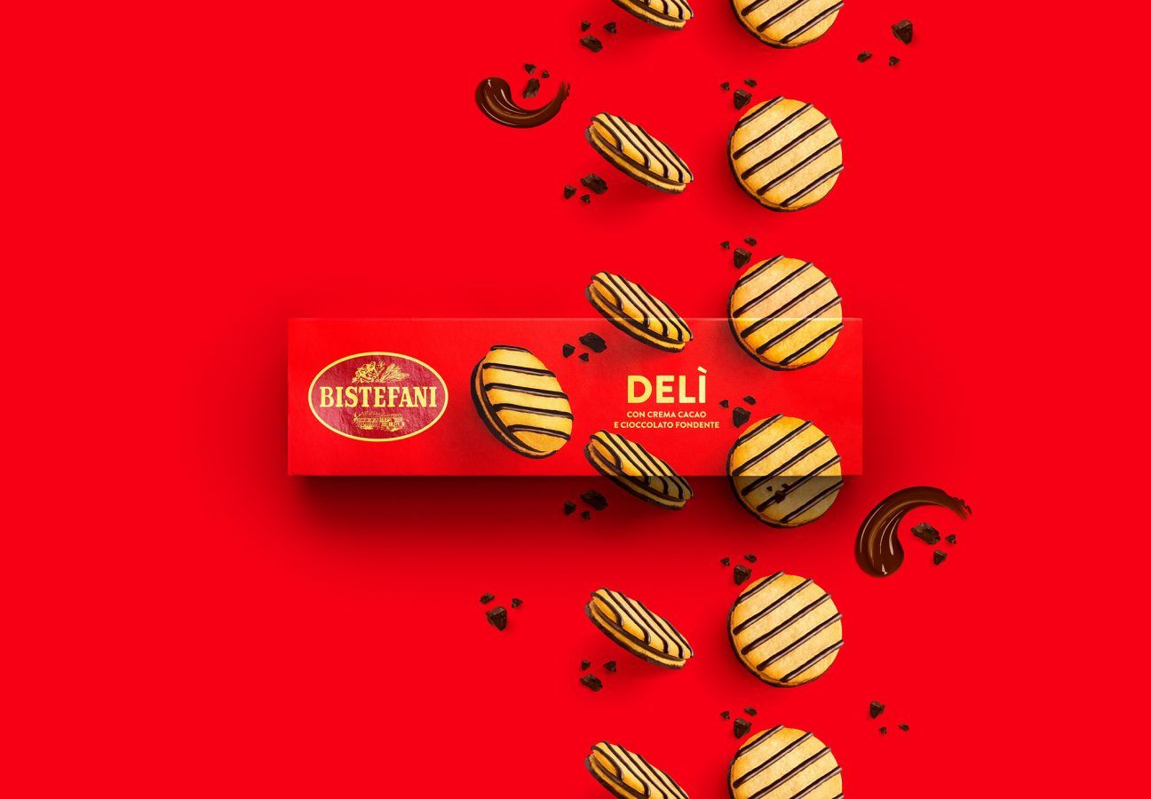 Bistefani Pasticceria Packaging Delì