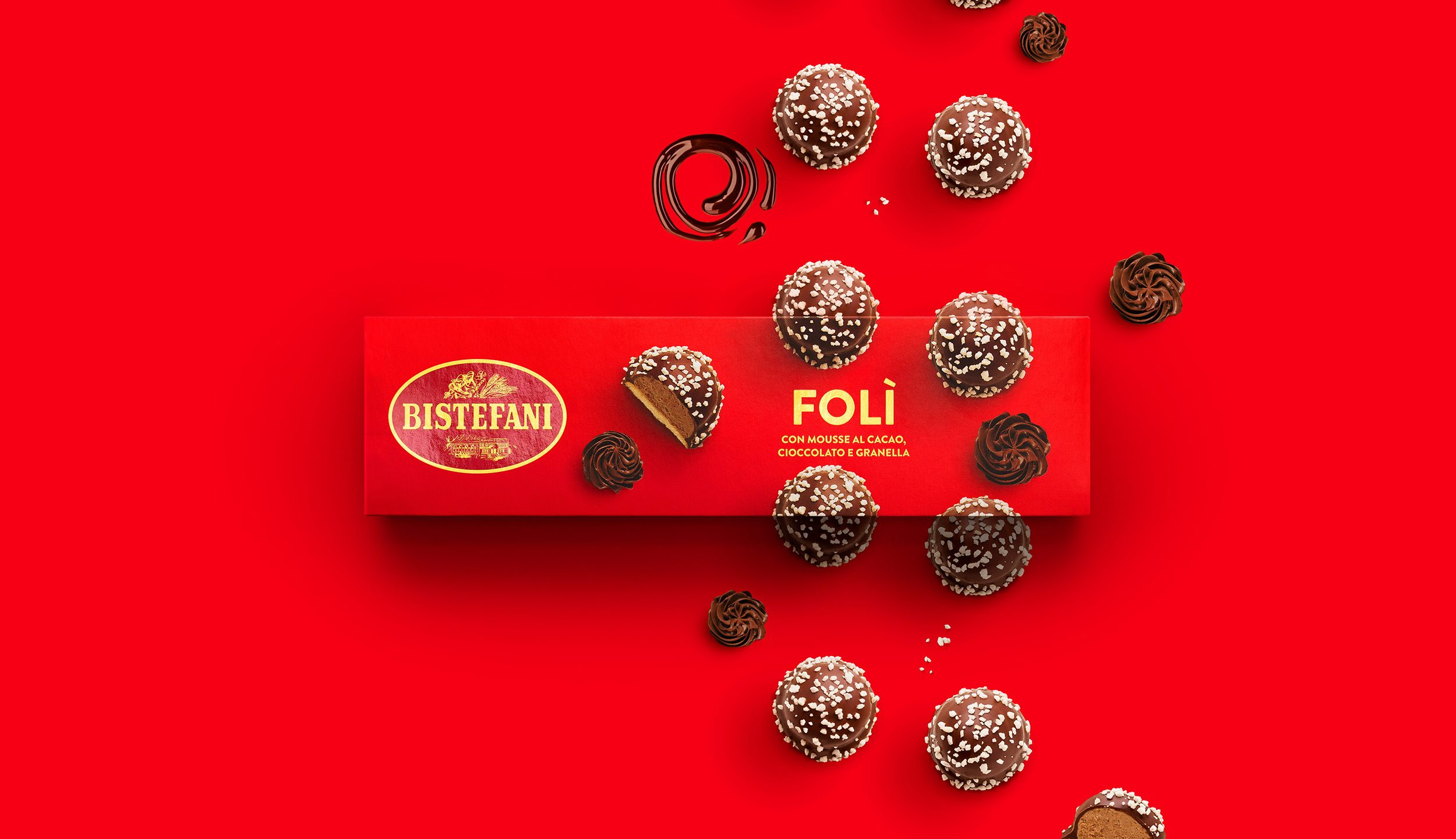 Bistefani Pasticceria Packaging Folì