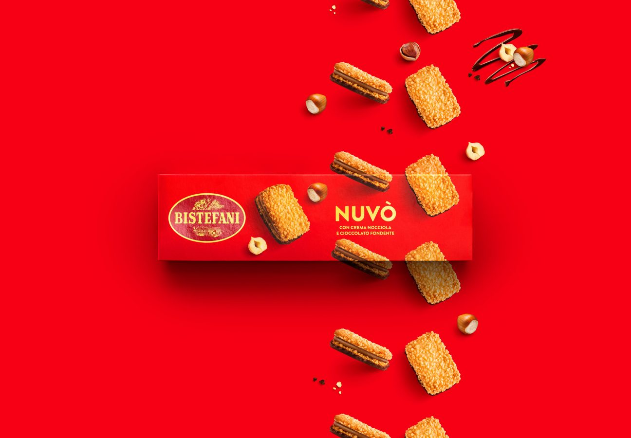 Bistefani Pasticceria Packaging Nuvò